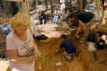 ARMH exhumacion de Jaime Tabuenca en Calatayud. fotos M.A Capapé para ARICO. (101)