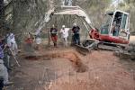 ARMH exhumacion de Jaime Tabuenca en Calatayud. fotos M.A Capapé para ARICO. (23)