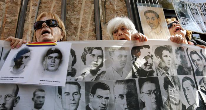 JUEZA ARGENTINA SERVINI INTERROGA A VÍCTIMAS DEL FRANQUISMO