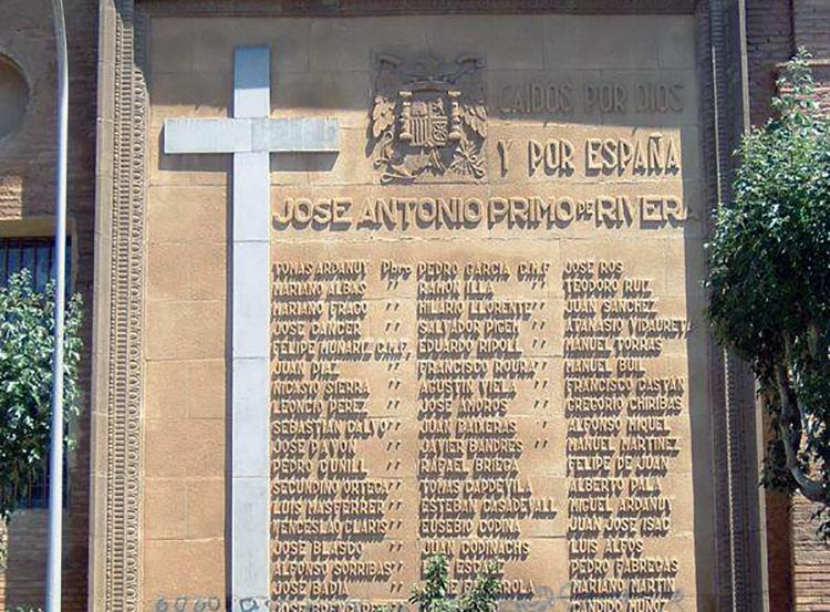 losa-fascista-iglesia-balbastro-foto-Blogmontano-e1446116456260