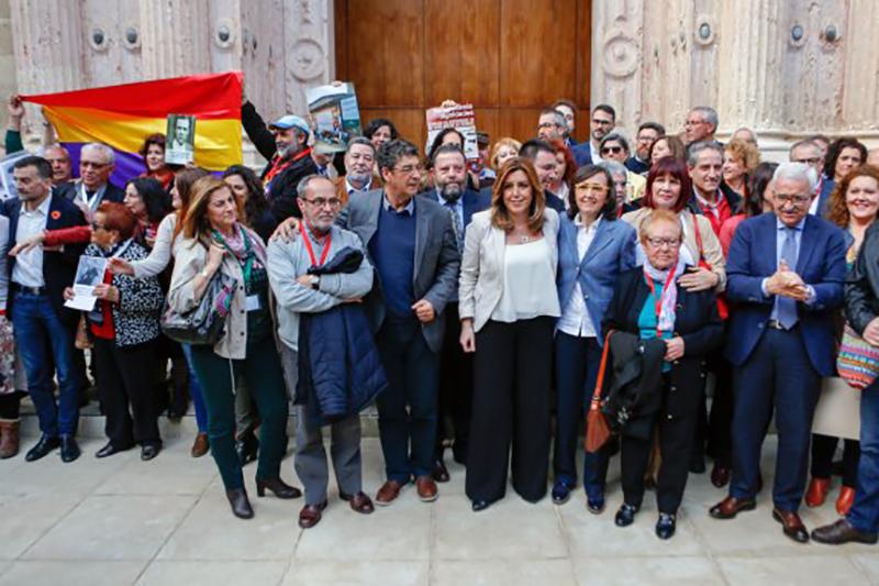 EN EL PARLAMENTODEBATE FINAL DE LA LEY DE MEMORIA HISTÓRICA Y DEMOCRÁTICA